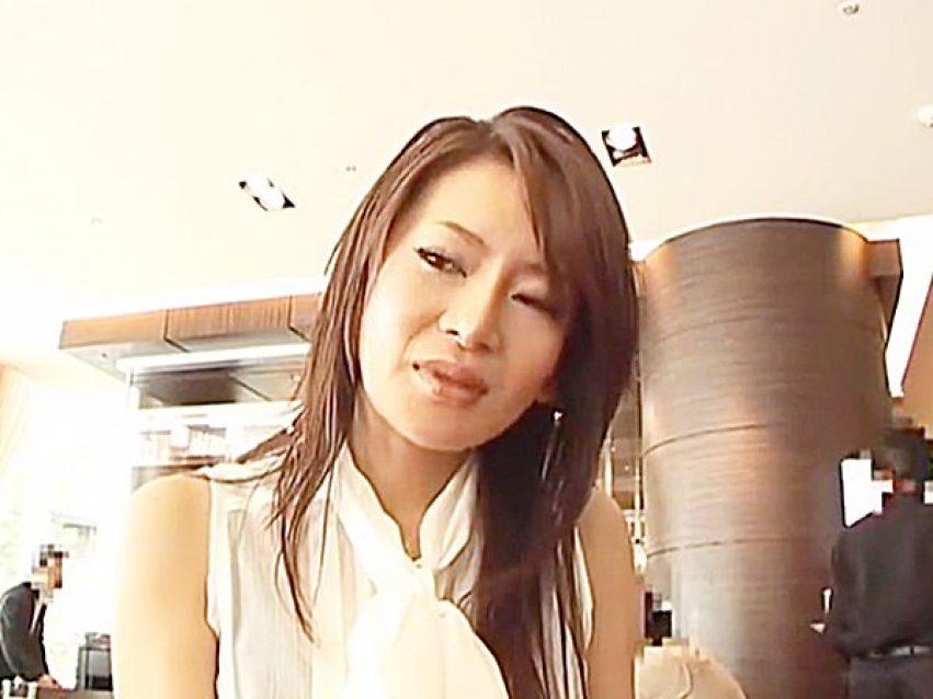◆女医・北島玲|メス犬奴隷・ドM美女◆デキる女のイメージなスレンダー美熟女ですが。。首輪をハメてイキまくる変態マゾです