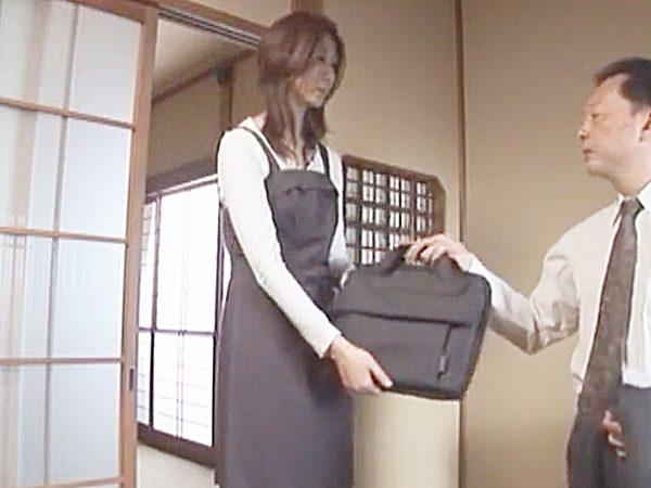 ◆浮気妻・エロドラマ|吉岡奈々子◆『いってらっしゃい..』平凡で幸せな暮らしを送る専業主婦の普通おばさんですが..