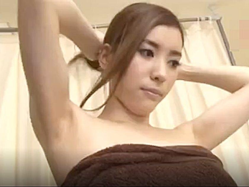 ☆オイルマッサージ・芦名ユリア|NTR・エロドラマ☆結婚式前、綺麗になるためにブライダルエステを利用する美女ですが..