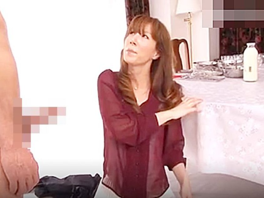 ◆人妻NTR・エロドラマ|アナル凌辱・澤村レイコ◆『困るだろ、ほら..』弱みを握られたスレンダー美熟女奥様!?言いなりや