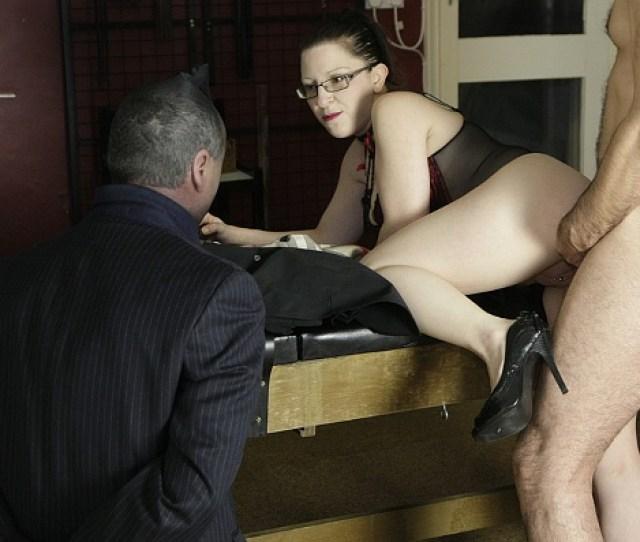 Cuckold Couple And Bull