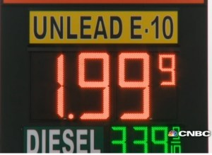 gas in US