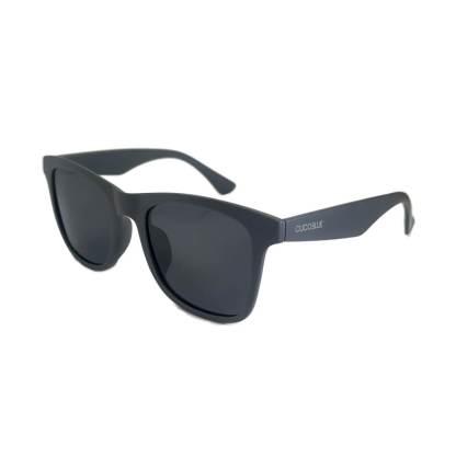 Óculos de sol Quadrado Gramado Cinza