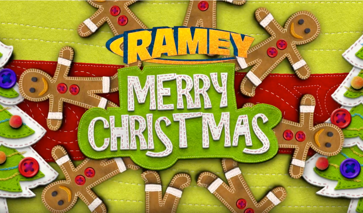 Merry Christmas from Ramey Auto Group Video Production Cucumber & Company