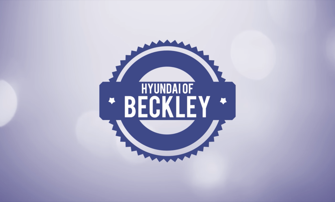 Hyundai of Beckley Logo design and video production by Cucumber and Comany