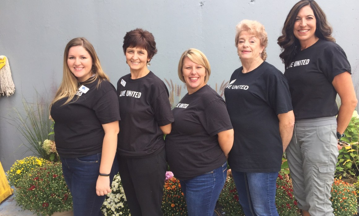 United Way of Southern West Virginia Staff Proud clients of cucumber and company