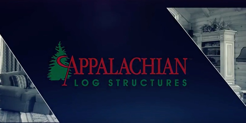 Appalachian Log Structures West Virginia Web Design by Cucumber & Company