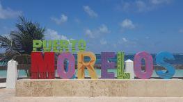 Puerto Morelos, Quintana Roo.