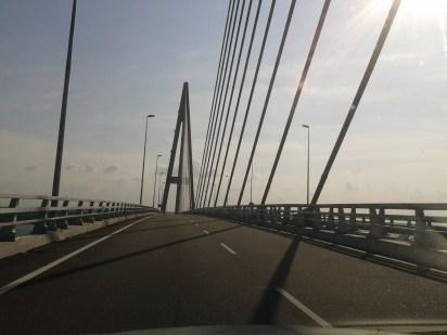 Highway Senai-Desaru