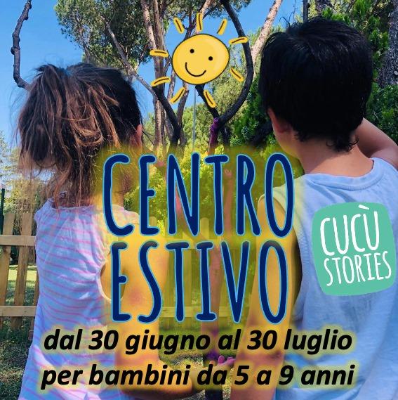 Centro Estivo 2021 Cucù Stories 00155 Roma