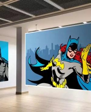 Batgirl - plakat