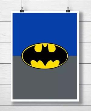 "Symbol Superbohatera ""Batman"""
