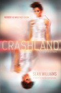 Crashland (Twinmaker #2) by Sean Williams