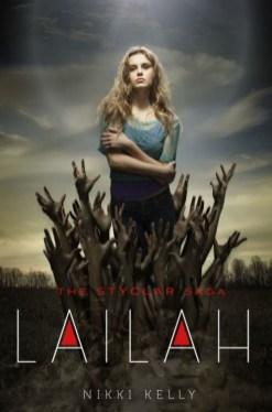 Lailah (The Styclar Saga #1) by Nikki Kelly