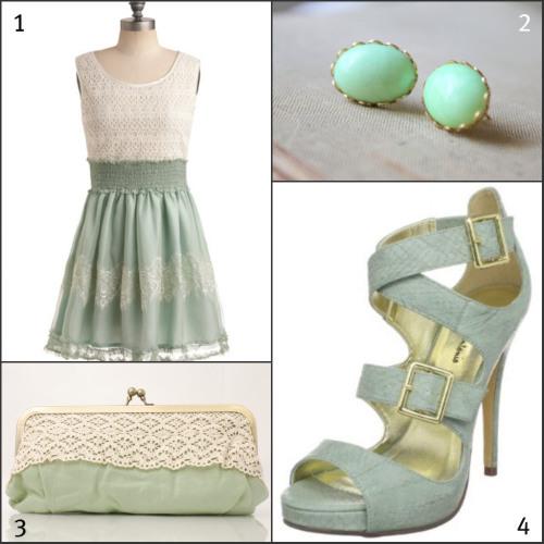 fancy mint fashion