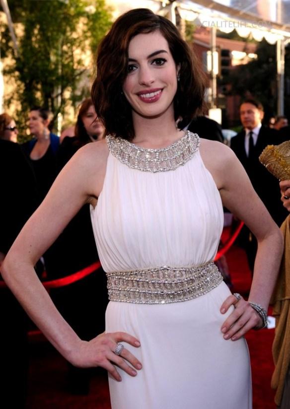 Anne Hathaway SAG Awards
