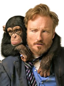 conan o'brien crush: monkey