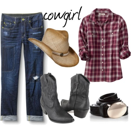 Cowgirl Costume