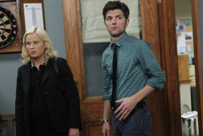 WTF crush: Ben Wyatt with Leslie Knope