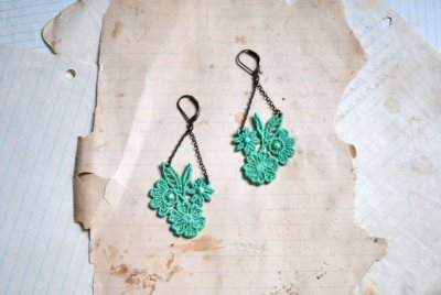 lace jewelry | tree and kimball