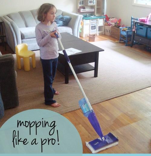 kids boredom buster jar: chores