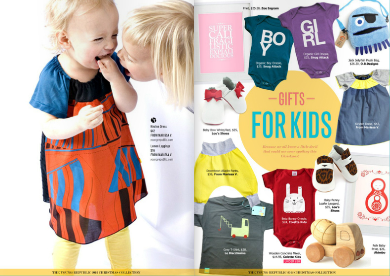 Young Republic kids gift guide