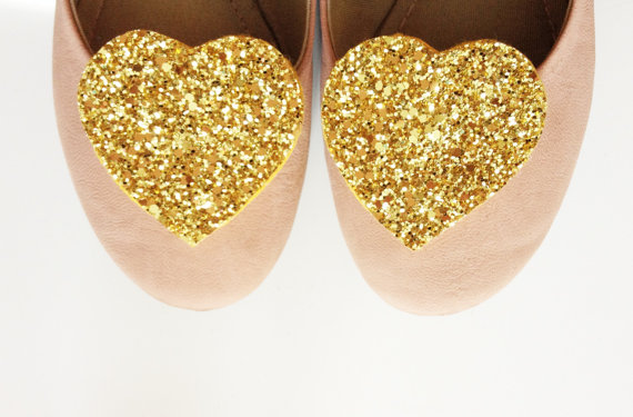 Polly McGeary handmade shoe clips
