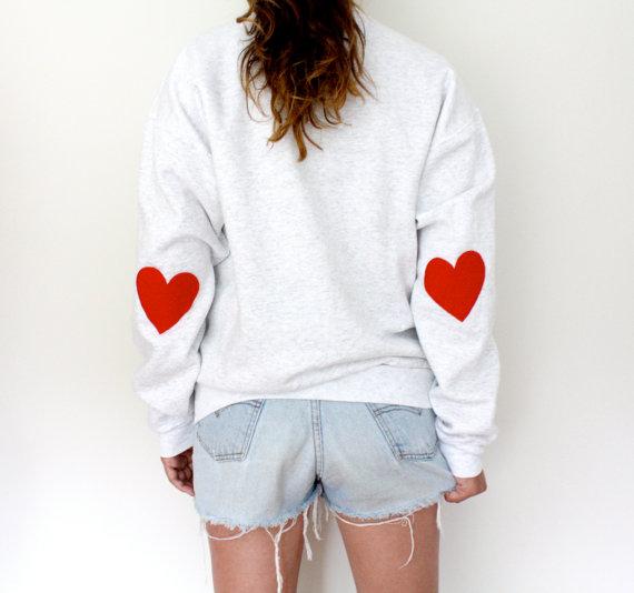 MF Jewels handmade sweatshirt