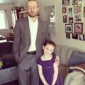 mom diary: father daughter dance