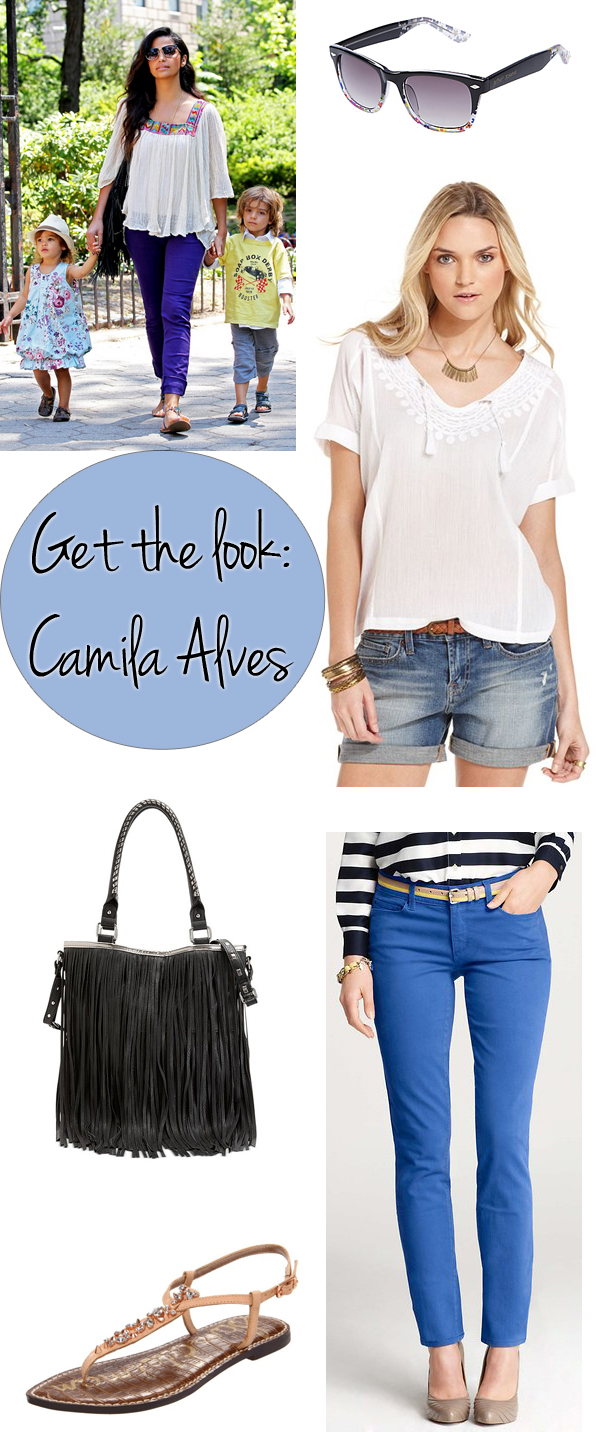 Get the Look: Camila Alves
