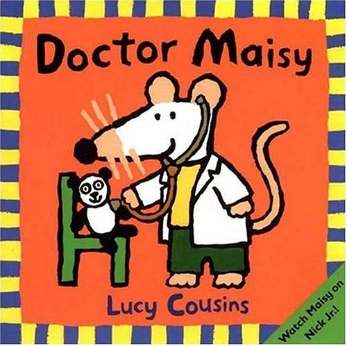 favorite toddler books: Maisy