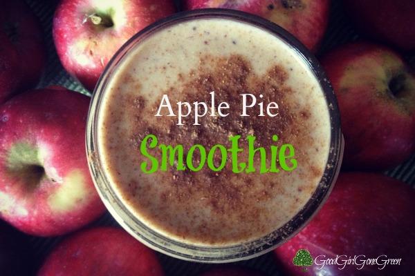 apple recipes: Apple Pie Smoothies