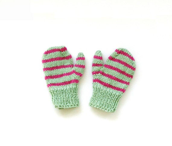 Mrs. Woo Woo mittens