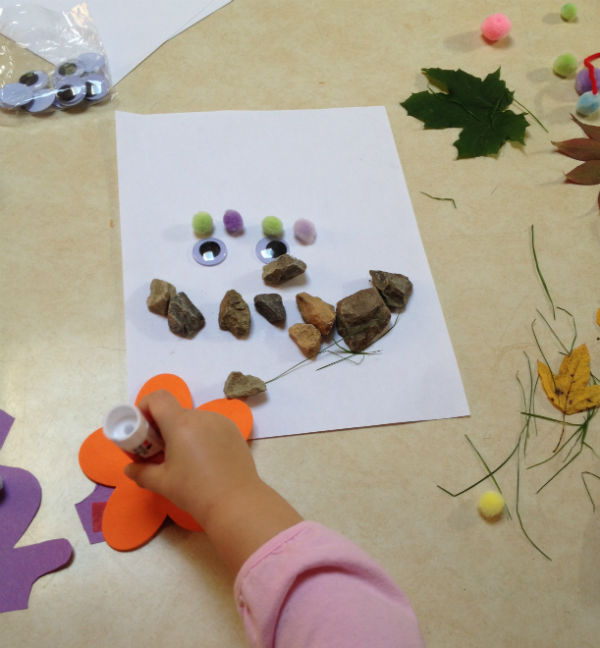 easy fall boredom buster craft | Cuddles and Chaos