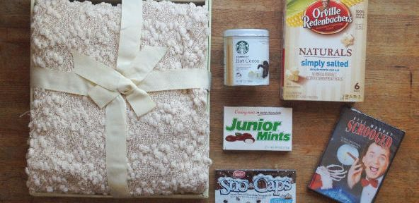DIY date night in gift box