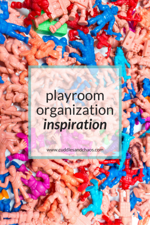 playroom organization inspiration