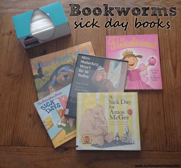 Bookworms: Children's Books for Sick Days