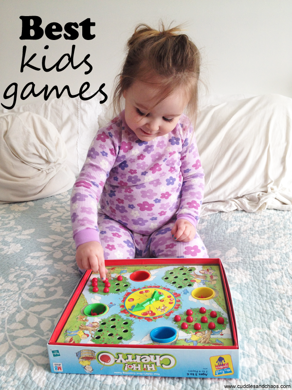 best kids games | Cuddles and Chaos