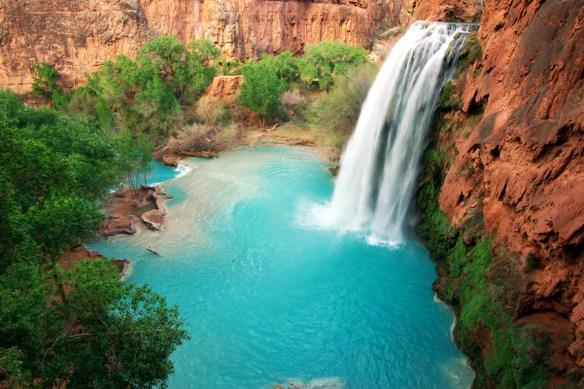 take me away | Havasu Falls, Supai, Arizona