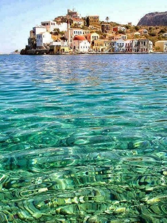 take me away | Kastelorizo island, Greece