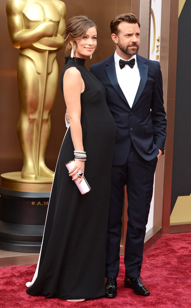 Hot Moms Oscars 2014 fashion: Olivia Wilde