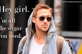 Hey girl I'm all the sugar you need