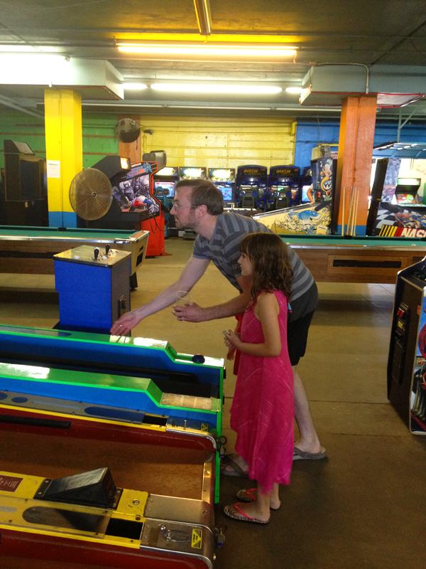 Ocean Beach Park Arcade