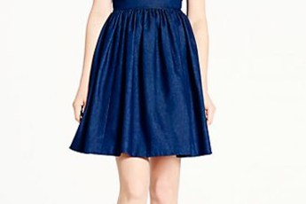 Kate Spade denim Kimberly dress