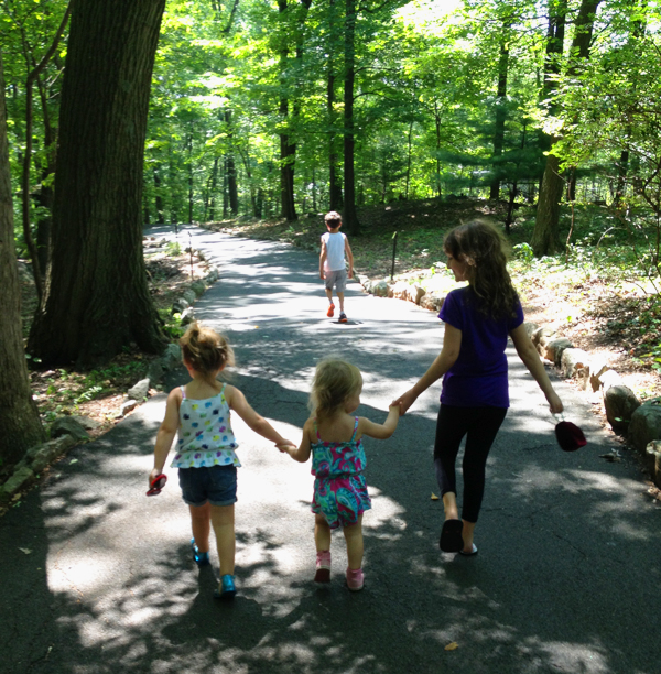 Local Love: Bear Mountain walking the trails