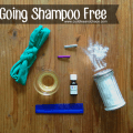 going shampoo free (no poo)