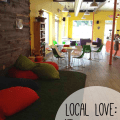 local love | peachwave