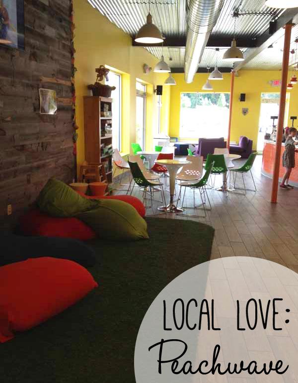 local love | peachwave