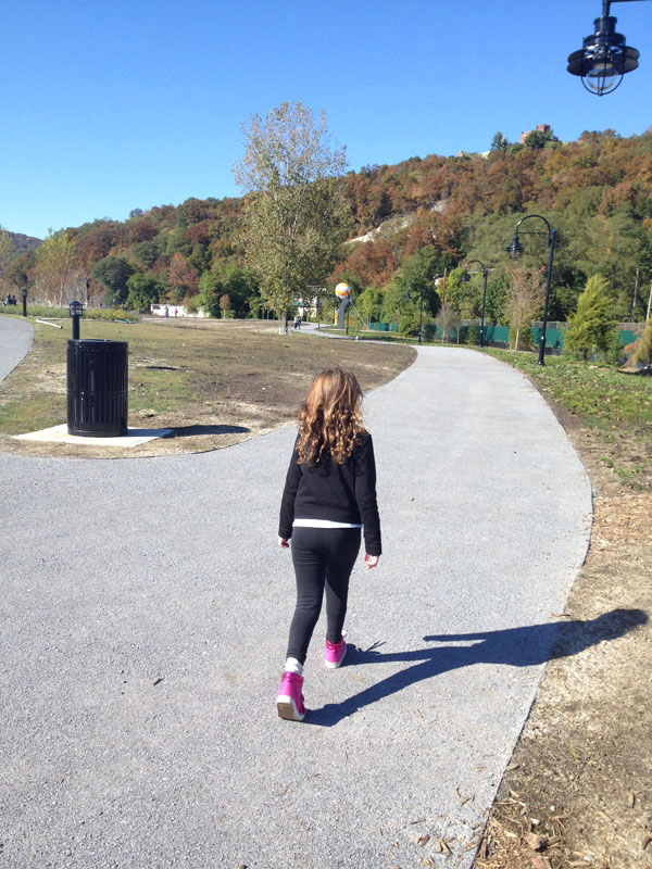 Local Love | Peekskill Riverfront: walking trails