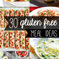 30 gluten free meal ideas